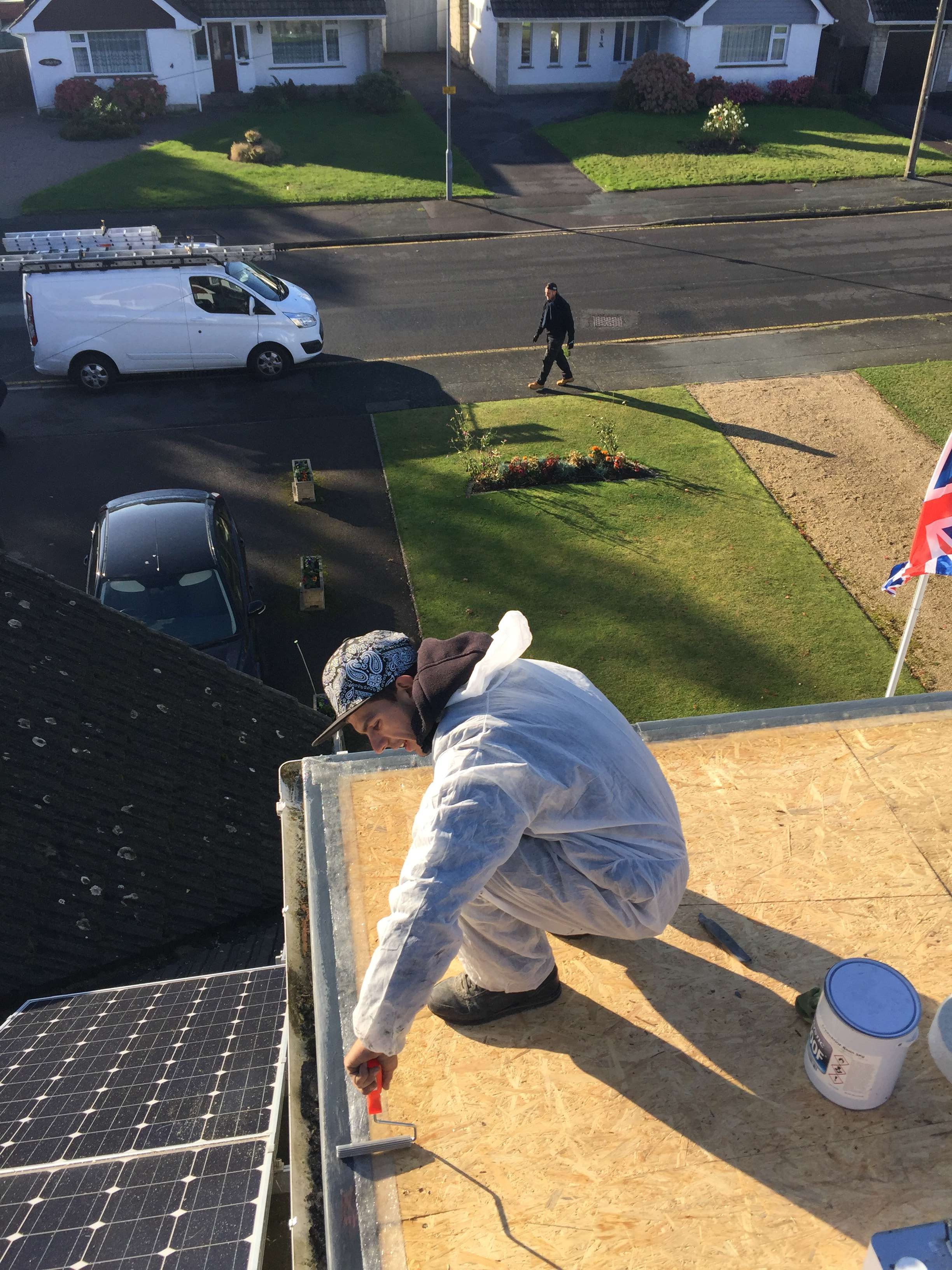 Flat Roof Extensions Coles Roofing